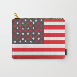 Flag U.S. American United States USA Carry-All Pouch