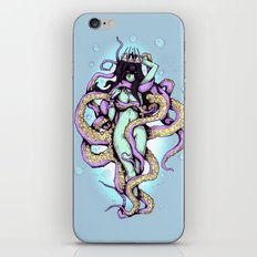 OctoWitch iPhone & iPod Skin