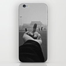 Ai Weiwei - Middle Finger iPhone Skin