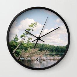 Kawartha Lakes #1 Wall Clock