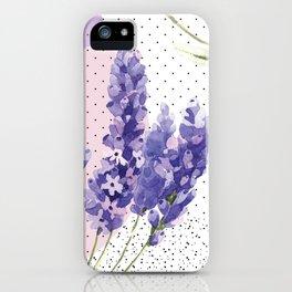 Bright Lavender iPhone Case