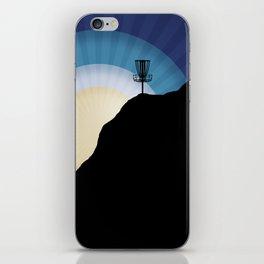 Basket On A Mountain iPhone Skin