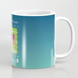 The future belongs to those who believe in their dreams Coffee Mug