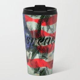 American Dopeness Travel Mug