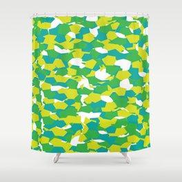 OVERLOAD Shower Curtain