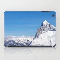 Rocky Mountain - Roger's Pass, BC iPad Case