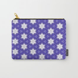 Purple Passion Pattern 10 Carry-All Pouch