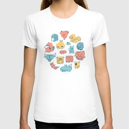Primary Animals T-shirt