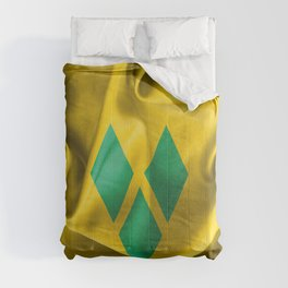 Saint Vincent and the Grenadines Flag Comforters
