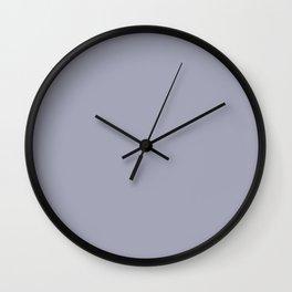 Beautiful Wedding Color Lilac Grey : 2016 Edition Wall Clock