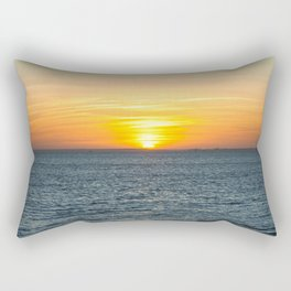 150 - Sunrise Rectangular Pillow