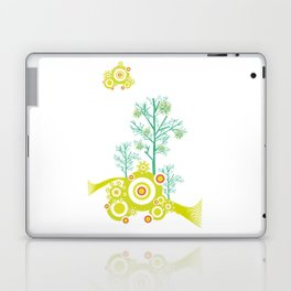 Spring Tree Laptop & iPad Skin