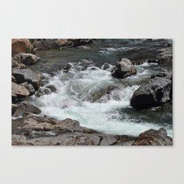 The Yuba River 3 Canvas Print