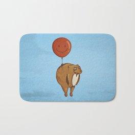 Float On, Bear, Float On Bath Mat