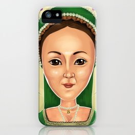 Anne Boleyn iPhone Case