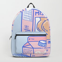 Missing Peach Bum Backpack