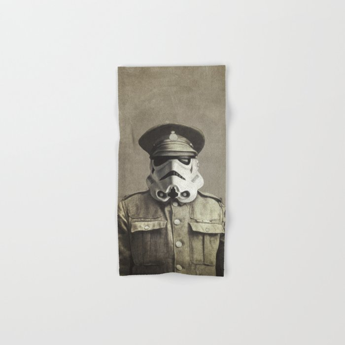 Sgt. Stormley  Hand & Bath Towel