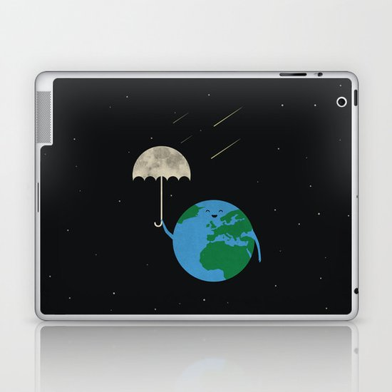 Moonbrella Laptop & iPad Skin
