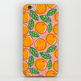Oranges iPhone Skin