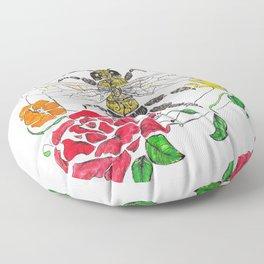 Honey (color) Floor Pillow