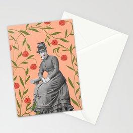 Beautiful Woman Stationery Cards
