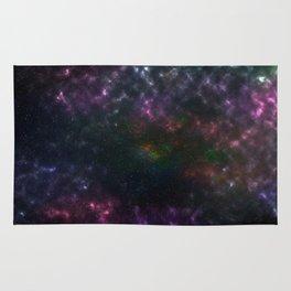 Violet Stars Rug