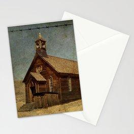 Pioneer Pews Stationery Cards