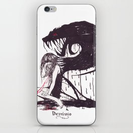 Demissio iPhone Skin