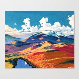 ADK Canvas Print