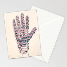 Hand Ribbon Stationery Cards