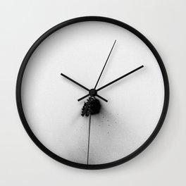 Stardust negative Wall Clock