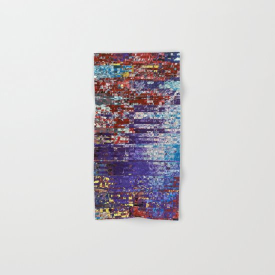 Abstract 127 Hand & Bath Towel