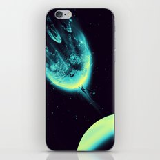There Is No Planet to Save iPhone Skin