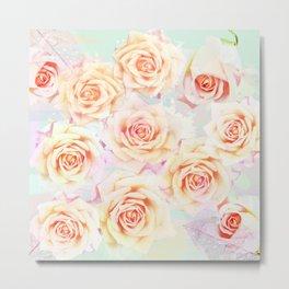 I promise you a rose garden Metal Print