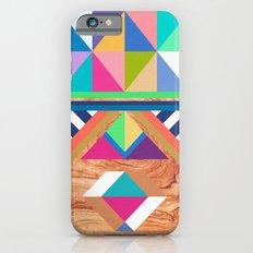 WOODY II Slim Case iPhone 6s