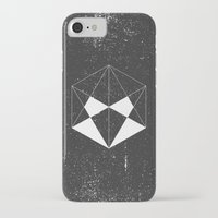 hexagon iPhone & iPod Cases featuring Hexagon by eARTh