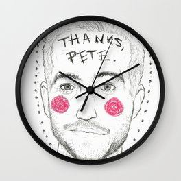 Thanks, Pete Wall Clock