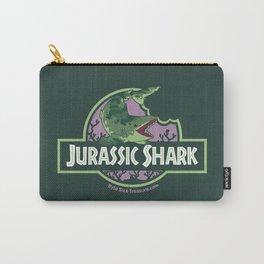 Jurassic Shark - Edestus shark Carry-All Pouch