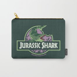 Jurassic Shark - Edestus shark Carry-All Pouch