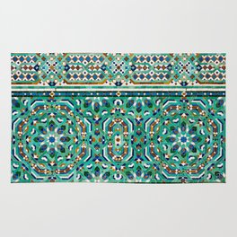 Moroccan Mosaic 2 Rug