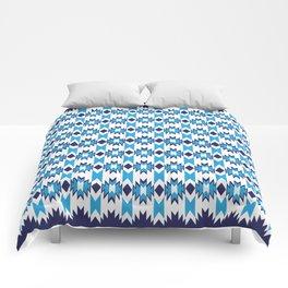 Woven Pattern 4.0 Comforters