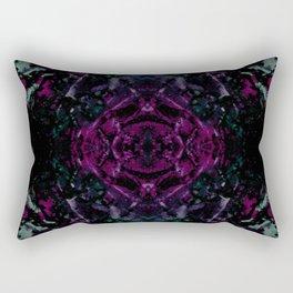 Galactic Print Rectangular Pillow
