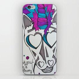 Fuck You, I'm a Unicorn iPhone Skin