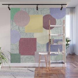 Conversation Wall Mural