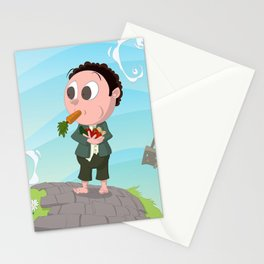 Run you Fool! Stationery Cards
