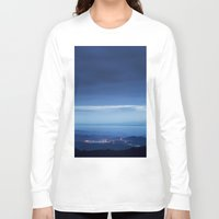 twilight Long Sleeve T-shirts featuring Twilight  by Mila Pechenyakova