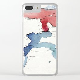 Remembering the Unknown Clear iPhone Case