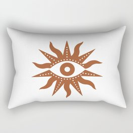 Sun Eye Star | Third Eye Rectangular Pillow