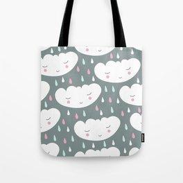 Сute cloud Tote Bag