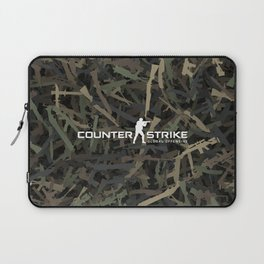 Counter strike weapon camouflage Laptop Sleeve